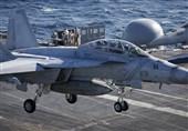 2 جنگنده آمریکایی در دریای فیلیپین سقوط کردند