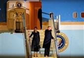 پایان سفر پر اختلاف ترامپ با اروپاییها