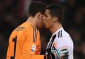 فوتبال جهان  کریستیانو رونالدو قبل از پنالتی ایگواین به شزنی چه گفت؟