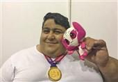 سیامند رحمان، یکی از 10 ستاره وزنهبرداری معلولان جهان