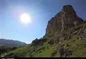 استحکامات دفاعی کریدور قفقاز گنجینه پنهان گردشگری اردبیل+عکس و فیلم