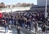 تظاهرات مردمی در کابل علیه بیتوجهی دولت و افزایش ناامنیها+فیلم