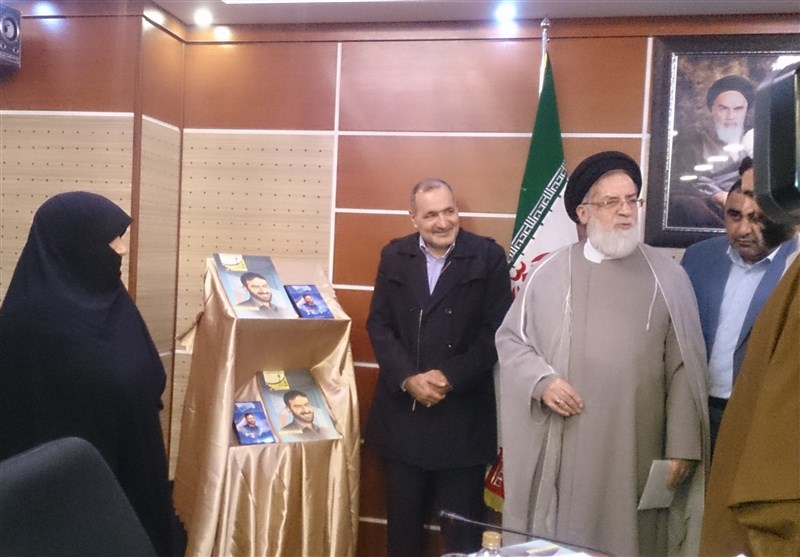 رونمایی از نرمافزار چند رسانهای شهید طهرانی مقدم