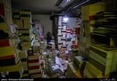 کشف 47 هزار کتاب بدون مجوز چاپ و غیرمجاز در جنوب غرب تهران