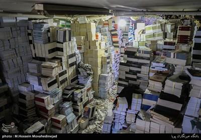کشف ۴ هزار کتاب غیرمجاز از کتابفروشیهای خیابان انقلاب