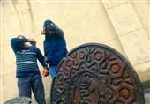 بازداشت مالخران دریچههای چدنی سرقتی/ ارزش هر دریچه 800 هزار تومان بود