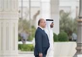 مذاکرات برهم صالح و ولیعهد ابوظبی در دومین ایستگاه سفر عربی