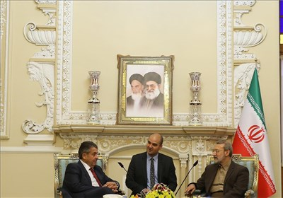 EU's Independence to Serve Europeans: Iran's Larijani