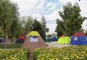 برپایی چادرهای مسافرتی در پارکهای لرستان ممنوع شد