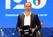 فوتبال جهان| آلگری بهترین مربی سال ایتالیا شد