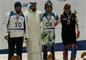 نایب قهرمانی صادق کلهر در مسابقات پارااسکی کاپ آسیا