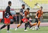لیگ دسته اول فوتبال| صعود شاگردان کاظمی به رده دوم و پایان ناکامیهای کارون اروند