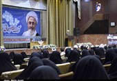 همایش ملی آیتالله سبحانی در کرمان به روایت تصویر