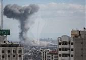 غزہ پر صہیونی غاصب فوج کی بمباری سے مزید 3 فلسطینی شہید ہوگئے