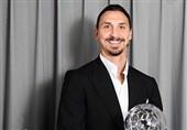 زلاتان ابراهیموویچ مهاجم سال فوتبال سوئد شد/ دست قدوس به جام نرسید