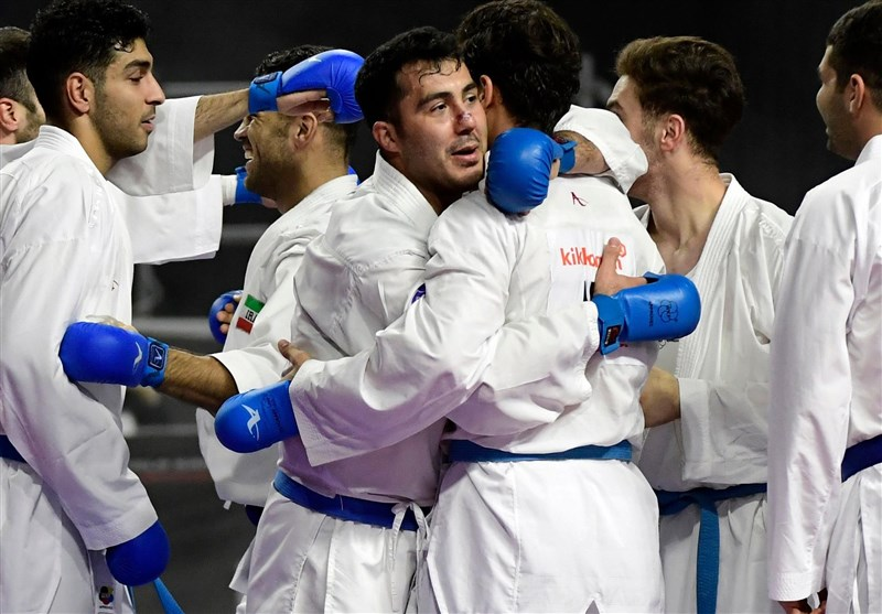 لیگ برتر کاراته وان مراکش| گنجزاده فینالیست شد/ تلاش 3 نماینده کشورمان برای مدال برنز