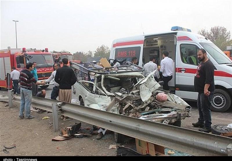 سرعت زیاد عامل 75 درصد تصادفات درون شهری همدان است
