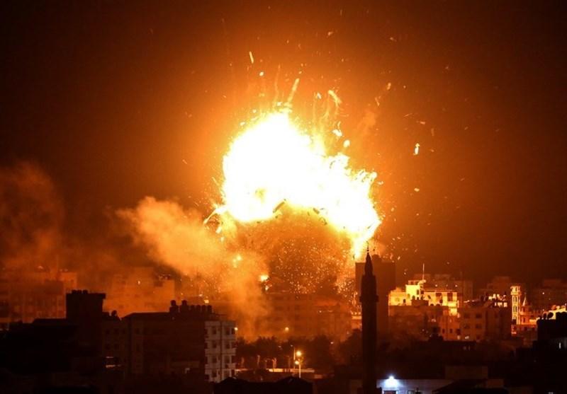خوزستان| آخرین جزئیات انفجار خط لوله انتقال گاز در اندیمشک