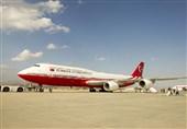 اولین پرواز اردوغان با هواپیمای اهدایی امیر قطر+عکس
