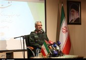 رئیس سازمان بسیج در قزوین: دومینوی انحلال آمریکا آغاز شده است