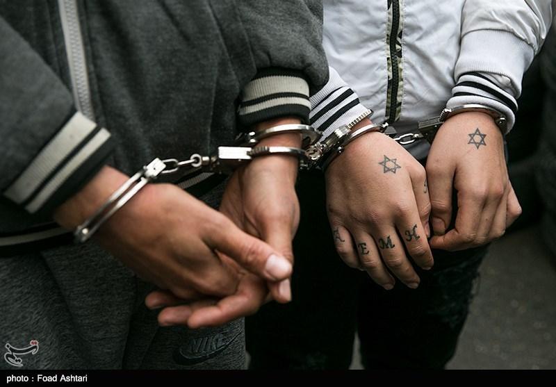 دستگیری 2 متهم در مخفیگاه قاتلان