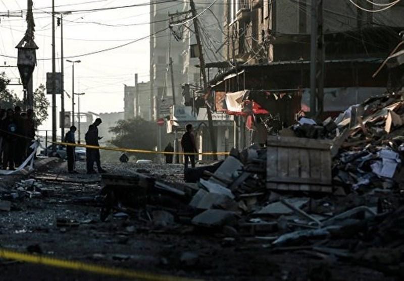 آتشبس در نوار غزه در چارچوب شروط مقاومت فلسطین