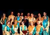 گروه کالیوه نماینده ایران در فستیوال موسیقی محلی هندوستان شد