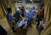 یک شهید و چندین زخمی در تازهترین حملات صهیونیستها به غزه