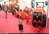 دهمین نمایشگاه بینالمللی صنایع و ماشینآلات کشاورزی ارومیه به روایت تصویر