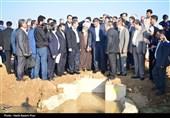 حضور معاون اول رئیس جمهور در خوزستان به روایت تصویر