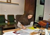 ثبتنام نایب رئیس بانوان فدراسیون قایقرانی در انتخابات فدراسیون قایقرانی
