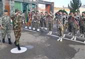 بازدید فرمانده کل ارتش از تیپ 35 واکنش سریع نزاجا