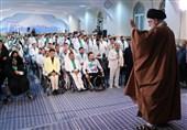 امامخامنهای: پرچمداری بانوی چادری کاروان ایران قدرتنمایی فرهنگی بود