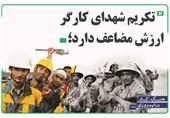 اجلاسیه شهدای کارگری استان مرکزی به میزبانی ساوه برگزار میشود