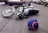 فیلم/ تصادف ساختگی راکبان موتورسیکلت برای سرقت از سرنشین پراید