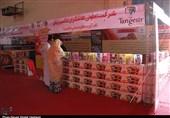 نمایش توانمندی تولید و فرآوری محصولات نخیلات 6 استان در بوشهر+فیلم