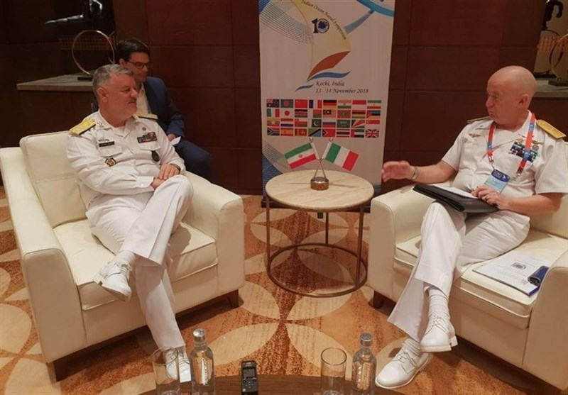 Iranian Navy Fleet to Leave for Italy in Near Future