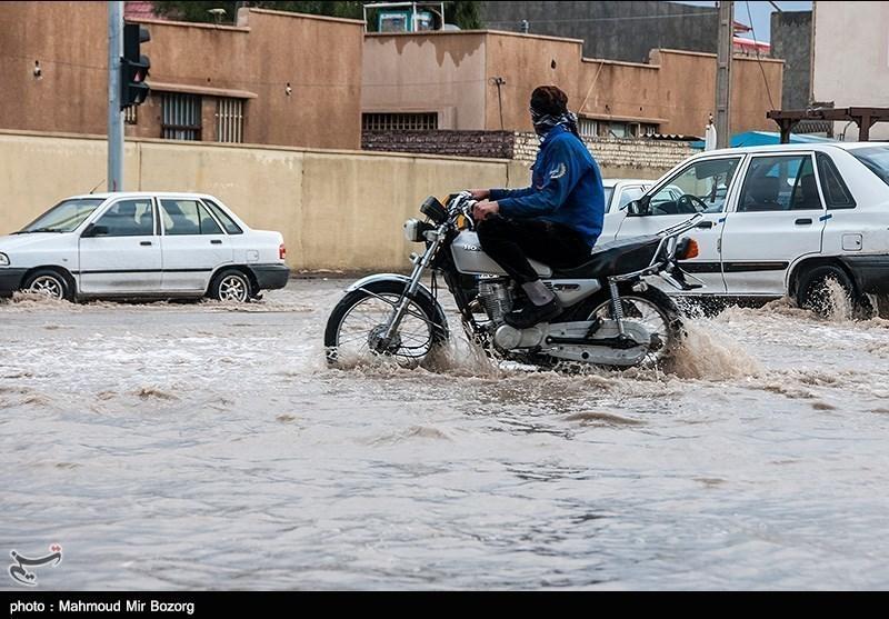 سیل و آبگرفتگی در 5 استان