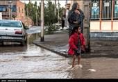 سیل و برف در 15 استان کشور/ امدادرسانی به 3400 نفر