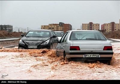 جنوب مشرقی ایران میں بارشیں اور سیلاب