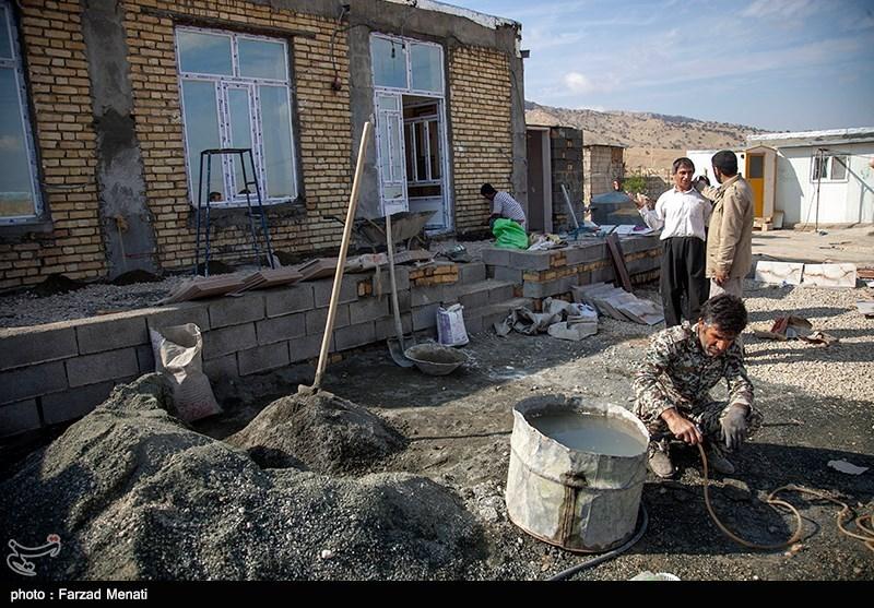 پیمانکاران متعهد در مناطق زلزلهزده استان کرمانشاه حمایت میشوند