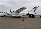 پروازهای مسافری در فرودگاه سمنان استمرار مییابد