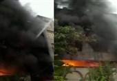 دہلی: بوانا کی فیکٹری میں خوفناک آتشزدگی
