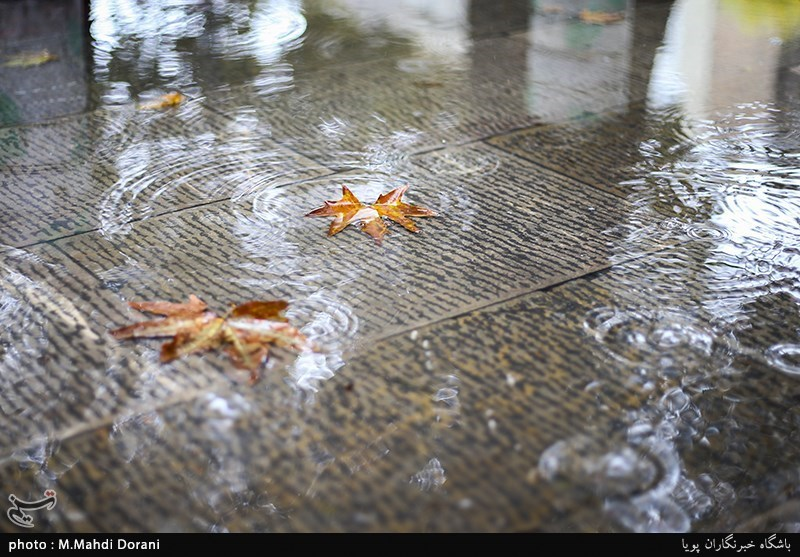آخرین وضعیت بارشهای ایران/ ادامه پربارانی آذرماه+جدول