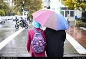هواشناسی امروز 97/08/28|پیشبینی بارش باران و احتمال آب گرفتگی معابر عمومی در 9 استان