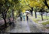 آبان پرباران/ آخرین وضعیت بارشهای ایران+جدول
