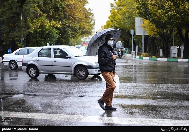 موج جدید بارندگی در کشور در راه است/ تهران «سرد و بارانی» میشود