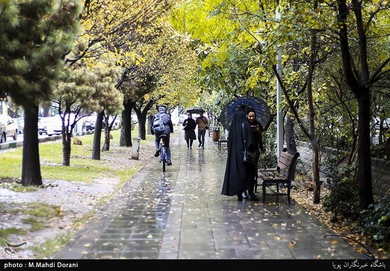 آخرین وضعیت بارشهای ایران/ رشد قابل توجه بارشها در مرکز و شرق کشور+جدول