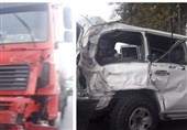 تصادف شدید خودروی رئیس سازمان تأمین اجتماعی در گرگان / نوربخش به اتاق عمل منتقل شد