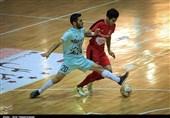 تیم فوتسال محمد سیما فرصت صعود به رده چهارم لیگ برتر را از دست داد